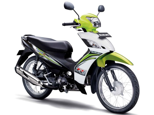 Suzuki Indoneisa resmi merilis Smash Fi dengan mesin 115cc terbaru . .
