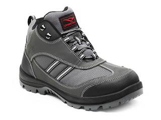 Jual Sepatu Safety diMalang, Harga Sepatu Safety Boot Kulit