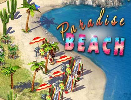 تحميل لعبة الاطفال الشاطئ Paradise Beach