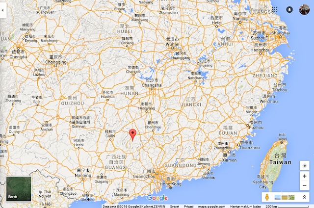 https://www.google.com.my/maps/place/Tianzi+Mountain/@25.0759078,111.6470842,15z/data=!3m1!4b1!4m2!3m1!1s0x36a6e8a2e1ad9a35:0x49b607dc8a400785?hl=ms