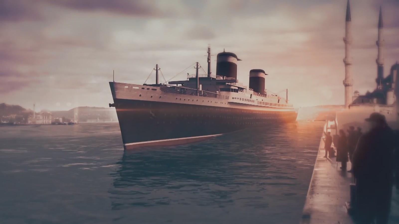 Türkçe Metin Türleri Sessiz Gemi