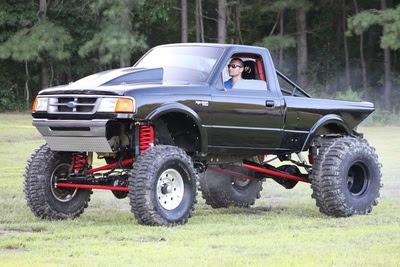 Ford Ranger Truck For Sale