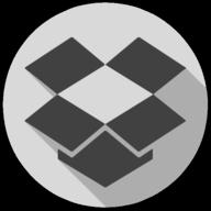 dropbox whiteout icon