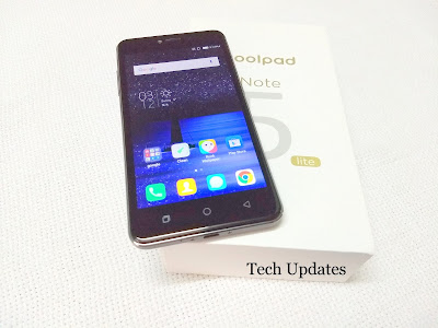 Coolpad Note 5 Lite Photo Gallery