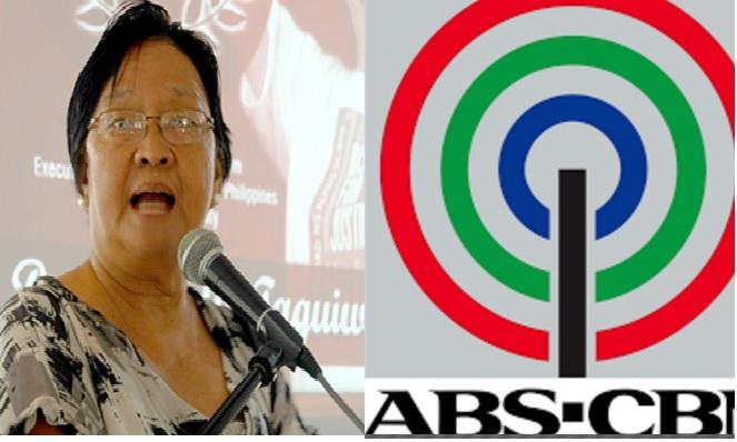 LOOK! DSWD Secretary Sinupalpal Ang  ABS-CBN sa Pagbaliktad ng Kanyang Statement.