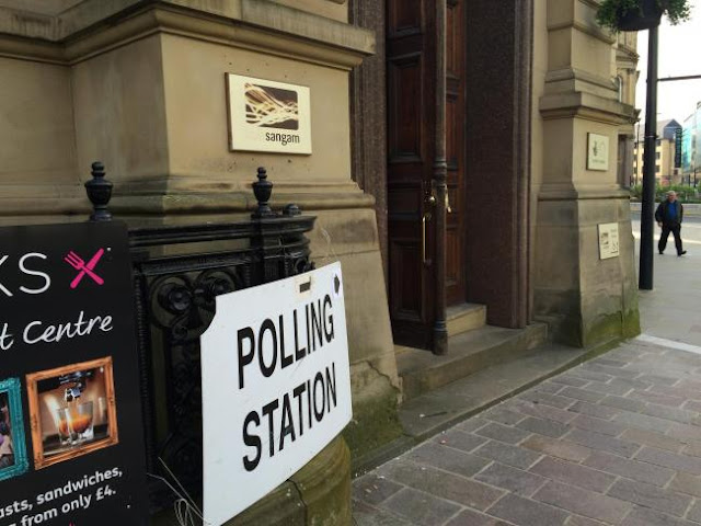 Polling stations open as local political leaders reveal how they will vote in today's EU referendum
