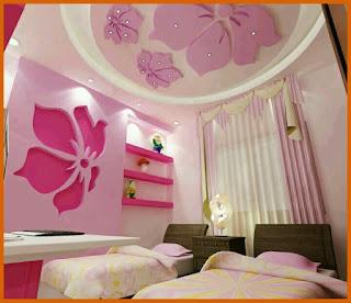 صور ديكورات غرف بنات