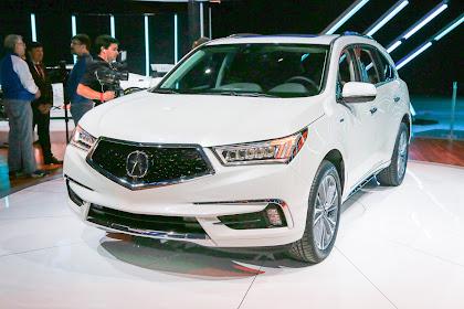 Acura MDX Hybrid 2017 Review, Specs, Price