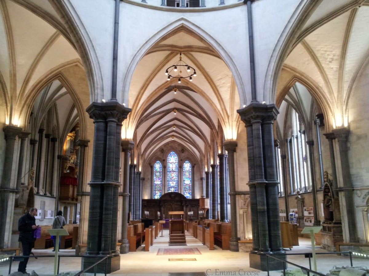 Temple Church London Adventures Of A London Kiwi