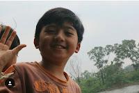 Naufal Ho sebagai Nabil di Sinetron Nabil dan Nabila ANTV