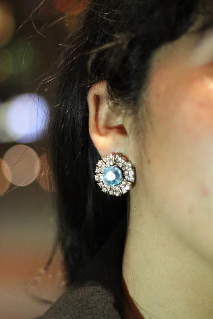 Forever 21 Statement Earrings