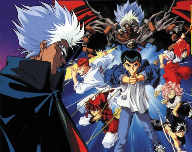 Yu Yu Hakusho El Secuestro De Koenma (01/01) (300MB) (HDL) (Castellano) (Mega)