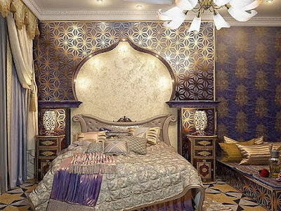 Modern Indian bedroom designs for homes 2019