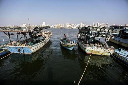 Israel reduce una vez más zona de pesca palestina en Gaza