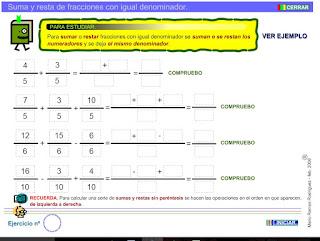 http://www.eltanquematematico.es/todo_mate/fracciones_e/ejercicios/sumayresta_p.html