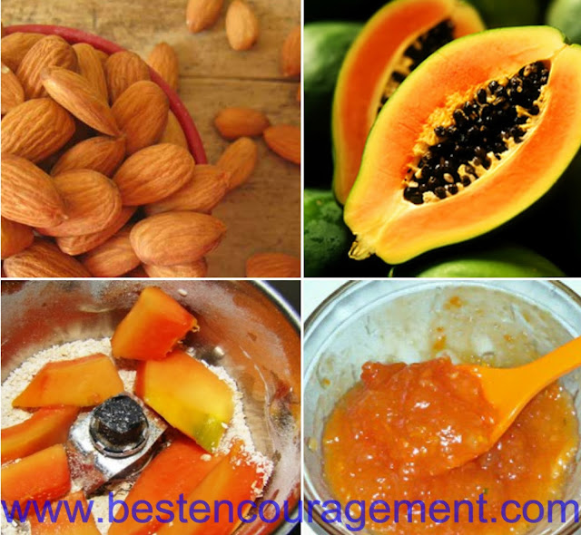 papaya beauty tips