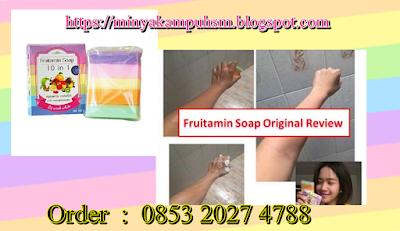 bukti khasiat tinggi sabun gluta