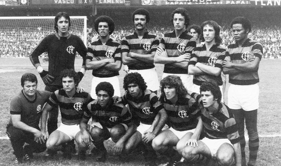 Resultado de imagem para carioca 1974 flamengo