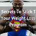 Hold On Like a Bulldog — 3 Secrets To Stick To Your Weight Loss Program