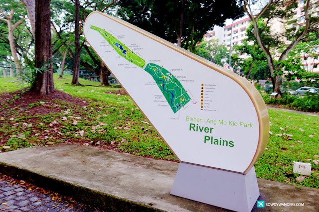bowdywanders.com Singapore Travel Blog Philippines Photo :: Singapore :: Bishan-Ang Mo Kio Park: The Nature Spot to Run and Relax in Singapore