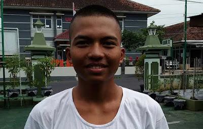 Lihat Giat TMMD, Pemuda Ingin  Jadi Anggota TNI
