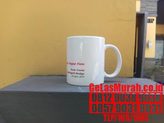 CETAK MUG MURAH JAKARTA
