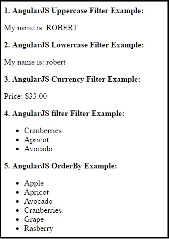 Angularjs date format