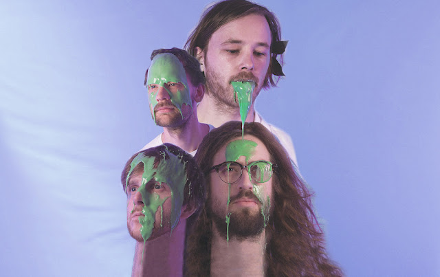 Francobollo experiment with green screens and digital footage degradation on new video