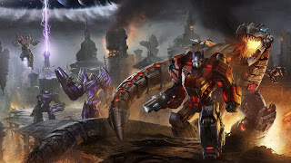 Transformers Fall of Cybertron pc game download