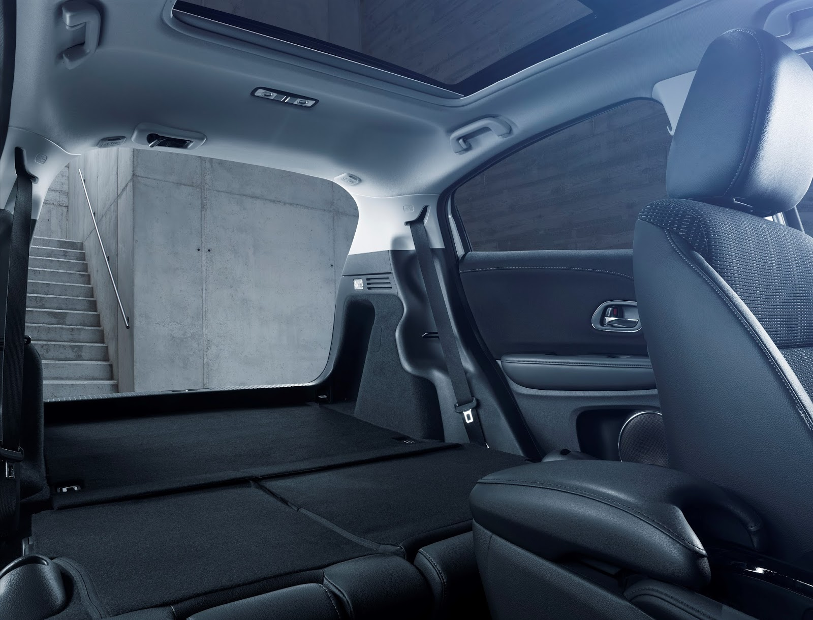 40678 2015 Honda HR V Νέο Honda HR-V : Το πολυμορφικό SUV