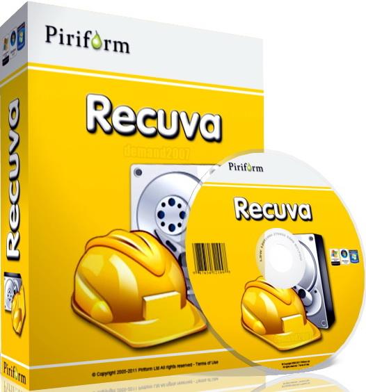 Recuva - Free Download - CCleaner