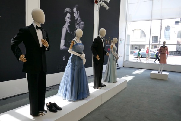 The Crown season 2 costumes