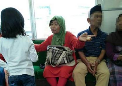 Miris Pengguna Transportasi Publik, Ditegur Karena Salah Malah Balik Marah