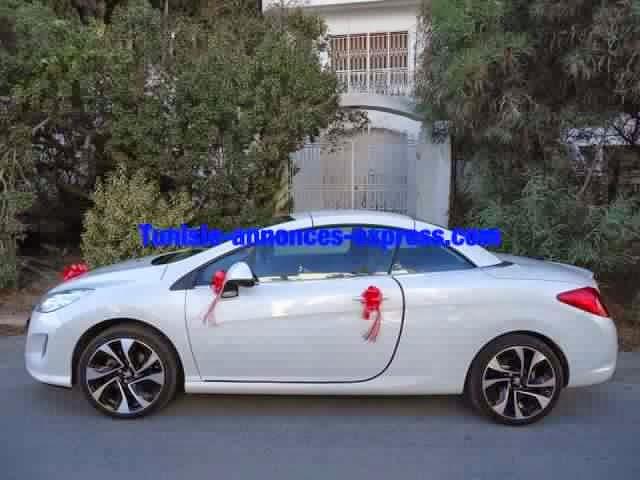 Location Voiture Mariage Tunisie Annonce