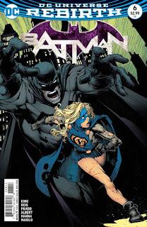Batman #6 cover