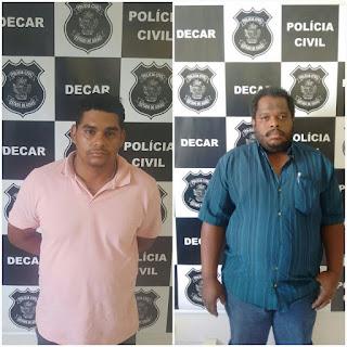 c2bb7a2173f75 Presos Em Goiânia Suspeitos De Desviar Cargas Milionárias De Rede De  Hipermercados