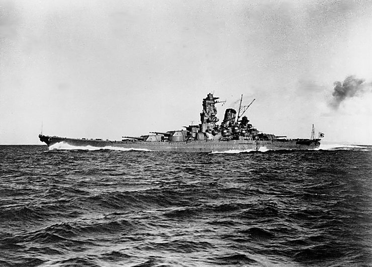 bateau yamato