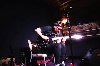 13.04.2018 Duisburg - Djäzz: Jamie Stewart