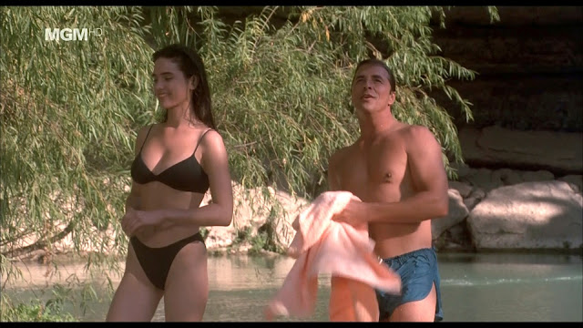 The Hot Spot 1990 movieloversreviews.filminspector.com Jennifer Connelly Don Johnson