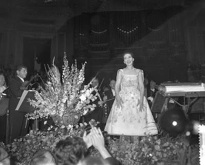 La mítica diva María Callas ha vuelto a los escenarios en forma d eholograma