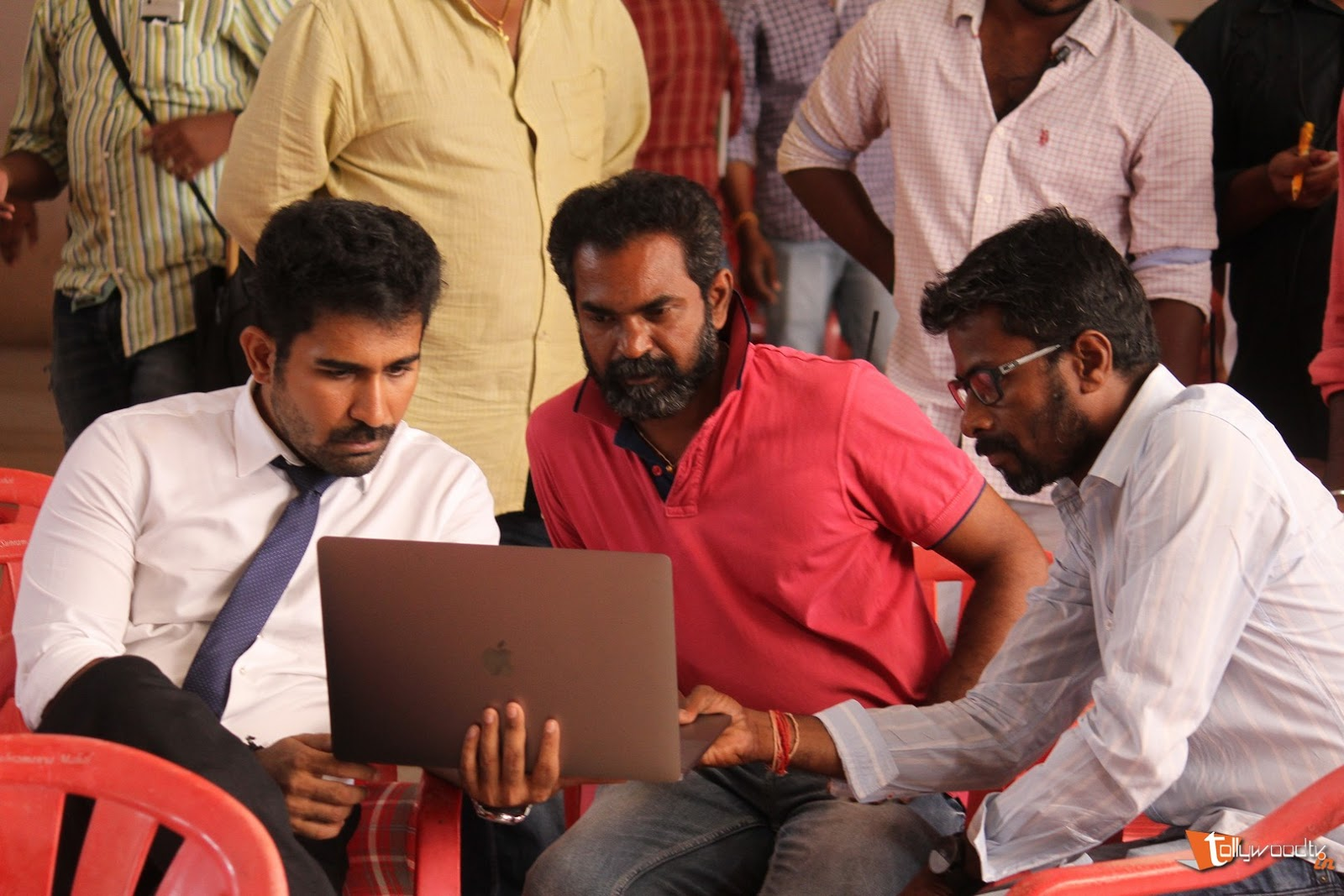 Indrasena Working Stills-HQ-Photo-7
