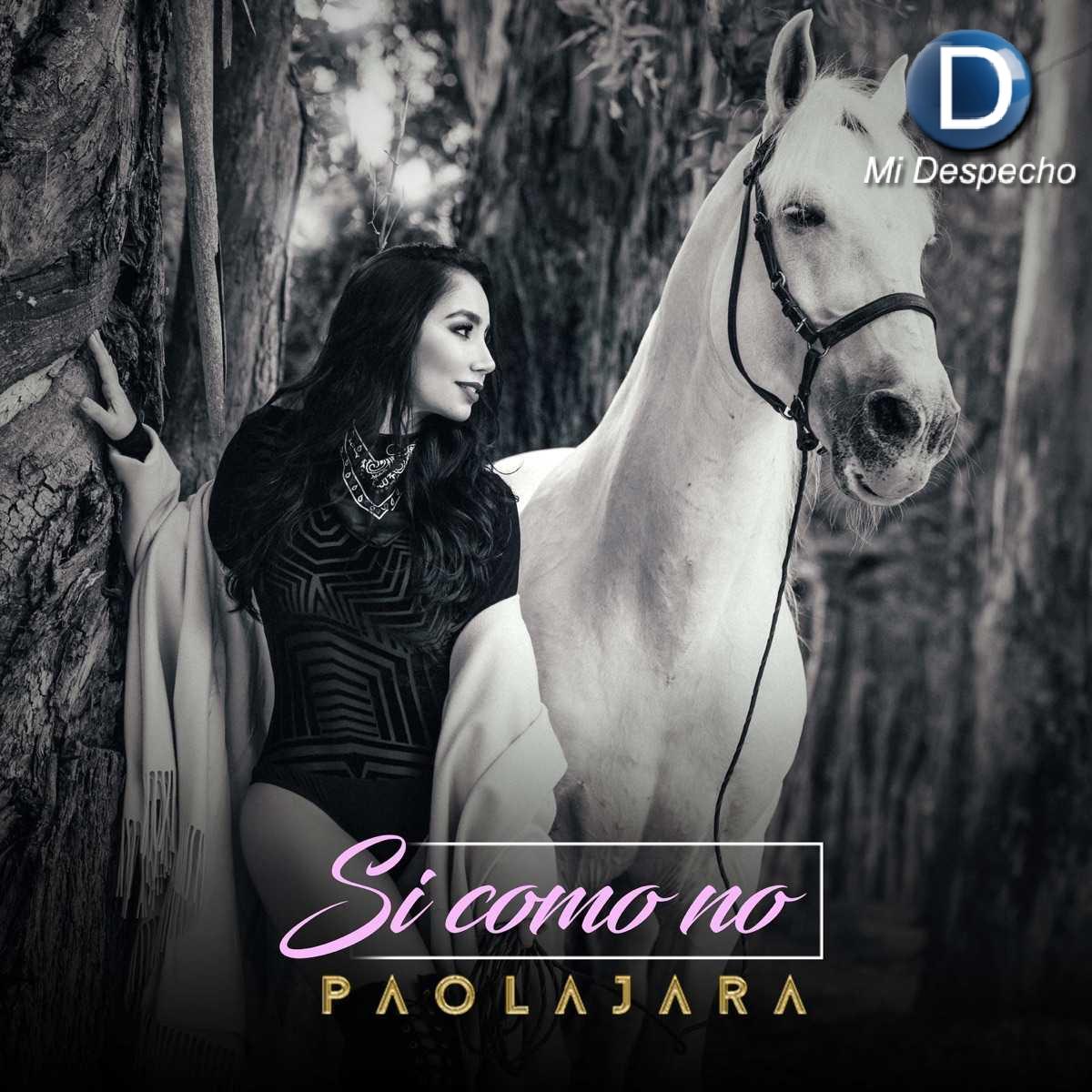 Paola Jara Si Como No Frontal