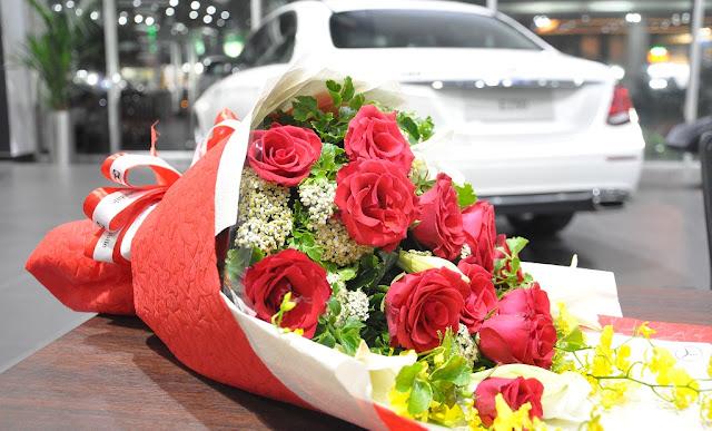 Mercedes Haxaco Kim Giang khuyến mãi giảm giá tốt nhất miền Bắc