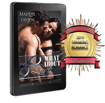 Best Spanking Romance Nominee