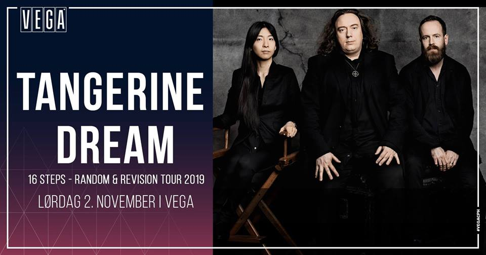The Zest: Tangerine Dream add new concerts - The 16 Steps
