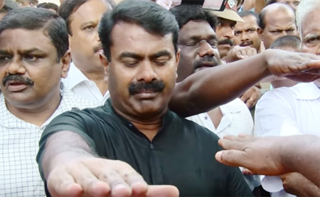 Cauvery Issue – Most Angry Speech Of Seeman