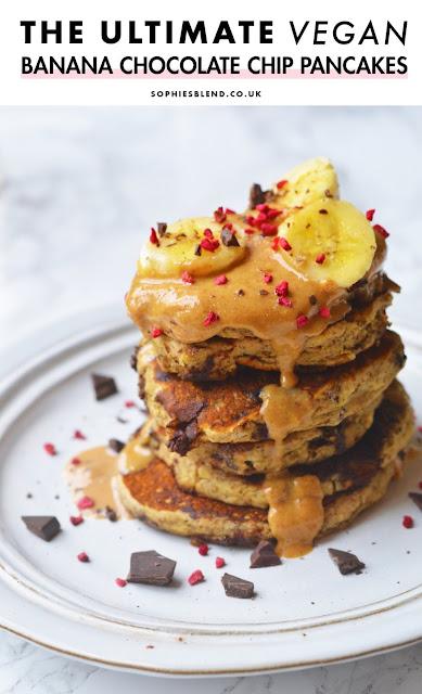 Sophie's Blend Pancakes