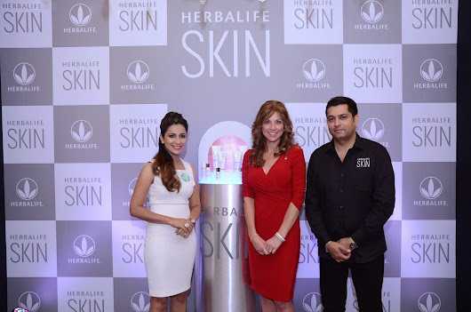 Herbalife SKIN Launched in India : PRESS NOTE