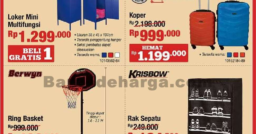 Katalog Promo Ace Hardware Terbaru Januari 2019 ... - photo#45