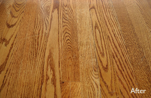 how to fix scratches in engineered hardwood floors